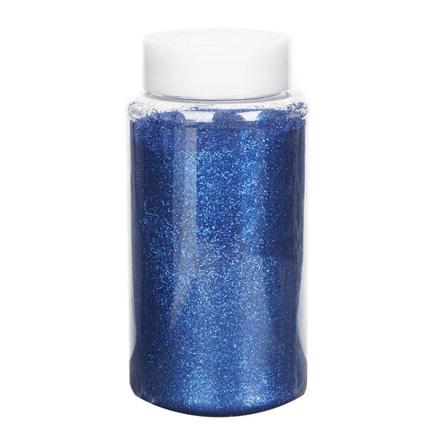 1 Pound Royal Blue DIY Art & Craft Glitter Extra Fine With Shaker Bottle