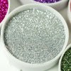 1 Pound Silver DIY Art & Craft Glitter Extra Fine With Shaker Bottle
