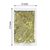 50 Grams Gold DIY Art & Craft Confetti Glitters - Chunky Glitters