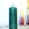4 oz Turquoise Art & Craft Glitter Glue - Glitter Sensory Bottles DIY
