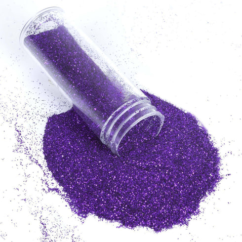 Extra Fine Glitter Wholesale - Purple