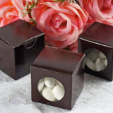 2x2 Chocolate Ballotin Box-100 Boxes