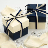 Mix and Match 2pc Favor Boxes - 100 boxes