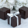 100 PCS | 2inch x 2inch Chocolate Party Favor Boxeses