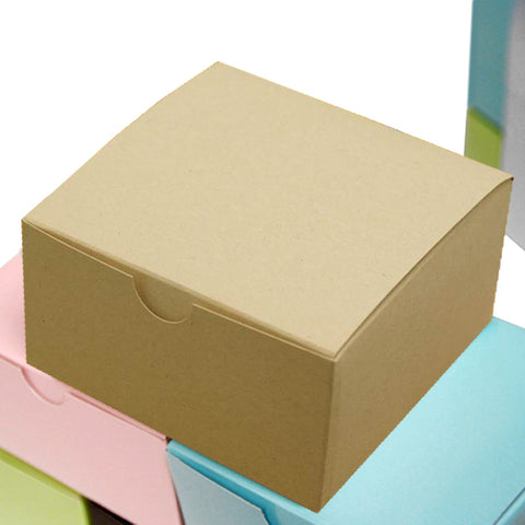 4x4x2 Natural Cake Box-100 boxes
