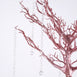 "30"" Glittered Manzanita  Centerpiece Table Top Decoration Tree + 8pcs Acrylic Chains- Rose Gold 