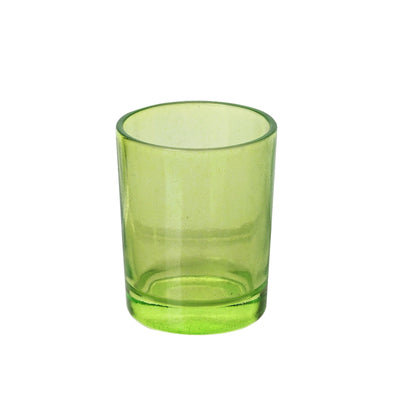 12 Pack Apple Green Candle Tea Light Votive Holders