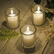 Clear Glass Votive Candle Holders, Tea Light Holders