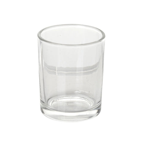 12 Pack Clear Candle Tea Light Votive Holders