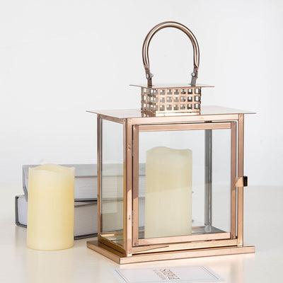 "10"" Rose Gold 