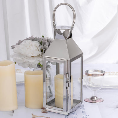"14"" Silver 