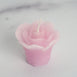Mini Floating Rose Candle Lavender-12/pk
