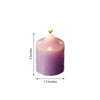 "Pack of 12 - 2"" Lavender Votive Candles"