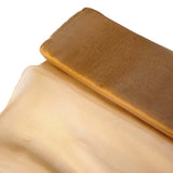 "Chiffon Fabric Bolt - 54""x10 Yards - Gold"
