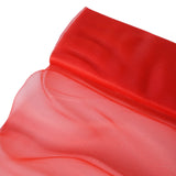 "Chiffon Fabric Bolt - 54""x10 Yards - Red"