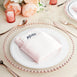 "8 Pack | 12"" Round Blush 