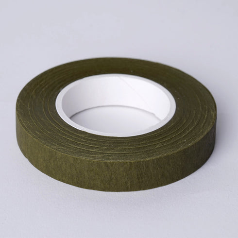 "1/2"" x 90 FT Floral Tape - Buy One Get One Free - Olive Green"