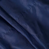 10FT Fire Retardant Navy Sheer Curtain Panel Backdrops With Rod Pockets - Premium Collection