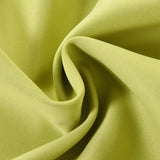 "Blackout Curtains 52x64"" Sage Green Pack of 2 Thermal Insulated With Chrome Grommet Window Treatment Panels"