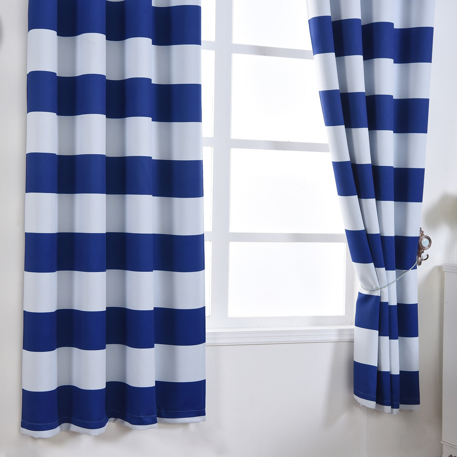 aurora insulated x garden free overstock solid inch blue product shipping home royal panel pair today blackout curtains thermal curtain