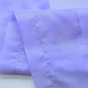 "Pack of 2 - 52""x108"" Lavender Sheer Organza Curtains With Rod Pocket Window Treatment Panels"
