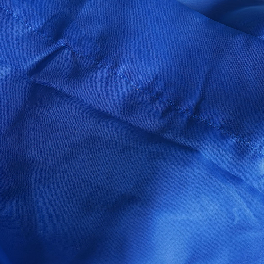 10FT Premium Fire Retardant Royal Blue Sheer Voil Curtain Panel Backdrop - Premium Collection( Sold Out )