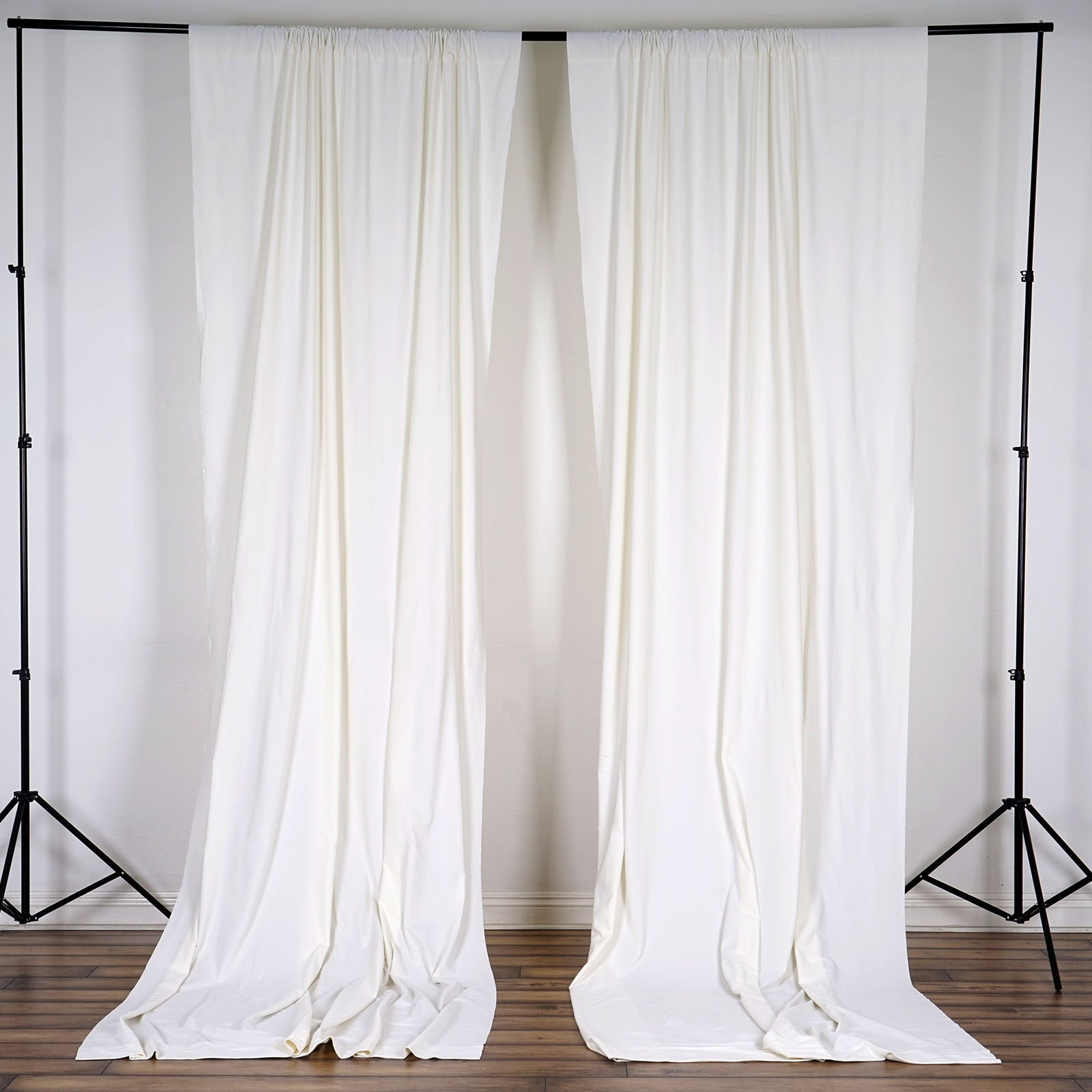 pocket price curtain panels window half pdx drapes curtains ivory silk tunisia rod single embroidered treatments faux geometric panel