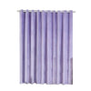 "Pack of 2 | 52""X96"" Lavender 330 GSM Premium Velvet Thermal Blackout Curtains With Chrome Grommet Window Treatment Panels"