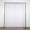 3ft x 8ft Violet Silk Tassel Door String Curtain