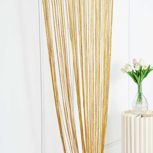 Tassel Curtains, String Curtains, Decorative Room Dividers