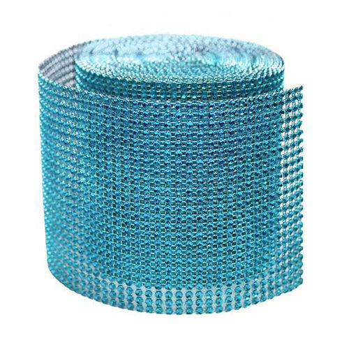 "PAR EXCELLENCE Endless Diamond Roll 4.5""x10 yards/roll Turquoise"