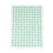 1056 Pcs | Apple Green | Self Adhesive Rhinestone Sheets Wholesale I Adhesive Gemstones