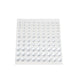 594 Pcs Multi-sized Clear Rhinestone Stickers