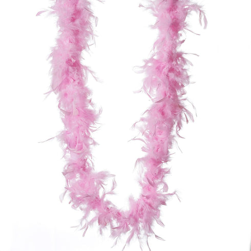 Lush-Chandelle Turkey Boas-Pink-2 Yards 50g