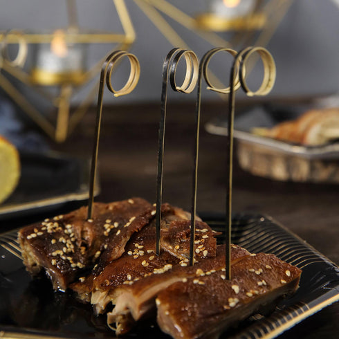 Bamboo Skewers, Cocktail Picks, Kabob Skewers