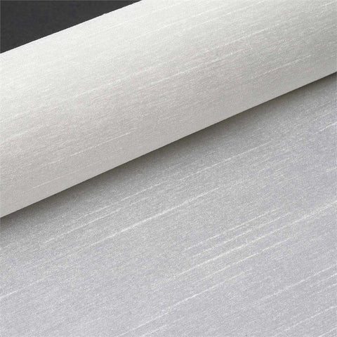 "Premium Slub Polyester Bridal Dress Fabric Bolt By Yard - Ivory - 12""x10 Yards"