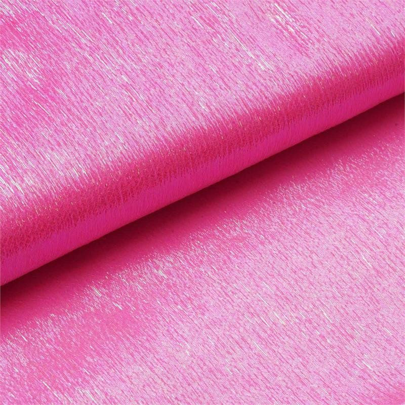 "Glossy Polyester Pink Fabric Roll - 54"" x 10 Yards"