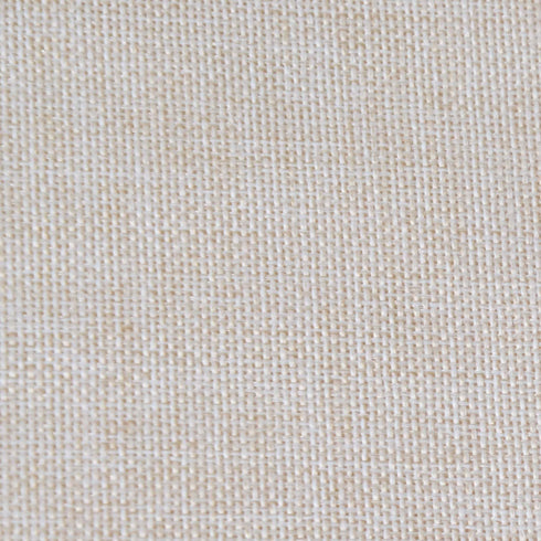 "Frilly Faux Burlap Fabric Bolt 54"" x 10yds - Natural"