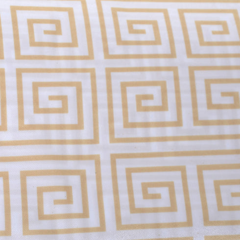 "Greek Inspired Satin Wedding Party Dress Fabric Bolt By Yard - Champagne - 54"" x 10 yards"