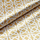 "Designer Wedding Bridal Party Satin Fabric Bolt By Yard - Champagne -54"" x 10 yards"