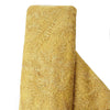 "54"" x 4 Yards Gold Embroidered Lace Fabric By The Yard"