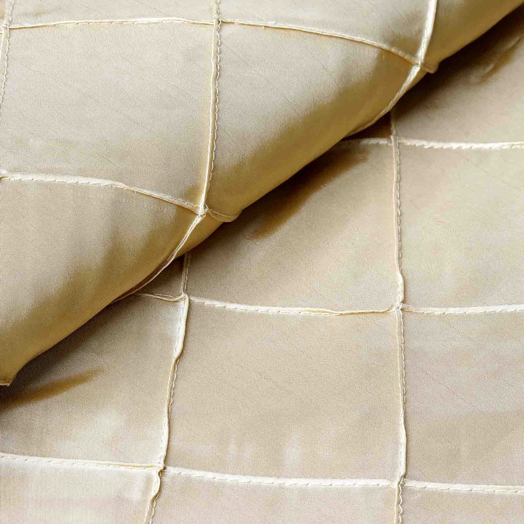 "I LOVE PINTUCKS - 54"" x 10 yards Champagne Fabric Bolt"