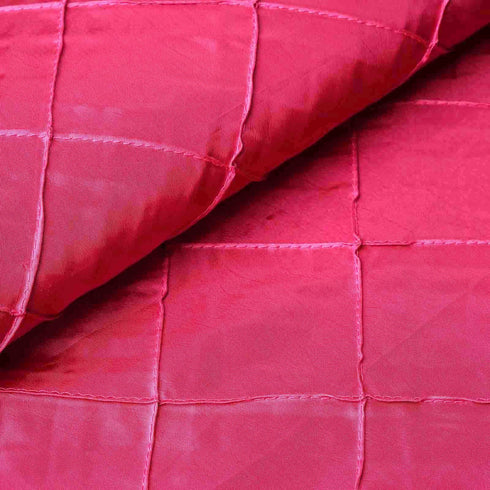 "I LOVE PINTUCKS - 54"" x 10 yards Fushia Fabric Bolt"