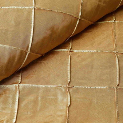 "Pintuck Taffeta Fabric by the Yard | 54"" x 10 Yards 