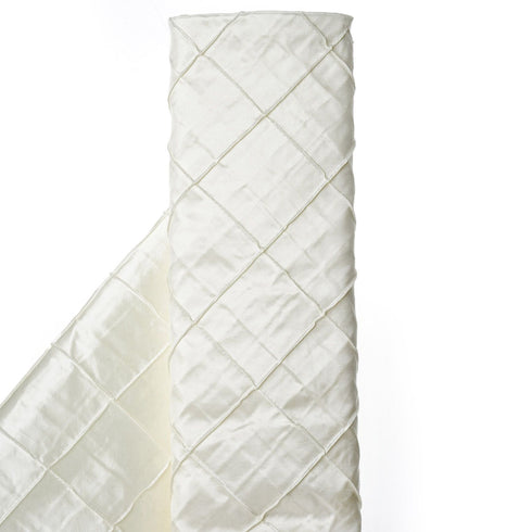 "I LOVE PINTUCKS - 54"" x 10 yards Ivory Fabric Bolt"