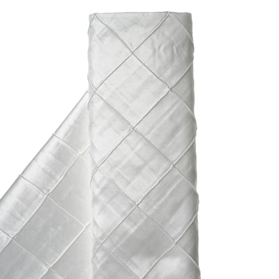 "I LOVE PINTUCKS - 54"" x 10 yards White Fabric Bolt"