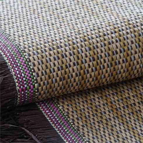 "Premium Raffia Picnic Party Upholstery Fabric Bolt By Yard - NATURAL - 54"" x 4 Yards"