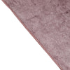 "5 Yards | Rose Quartz | Velvet Fabric Bolt | 65"" Wide  Fabric Roll"