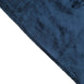 "5 Yards | Navy | Velvet Fabric Bolt | 65"" Wide  Fabric Roll"
