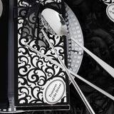 Wholesale Oriental Stainless Steel Spoon & Chopsticks Set Wedding Bridal Party Favor Gift